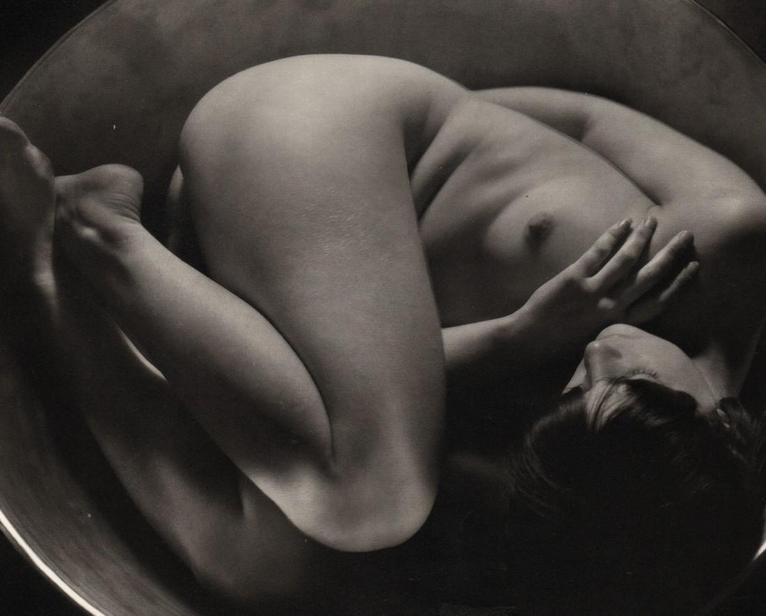 RUTH BERNHARD - Early Nude,1934