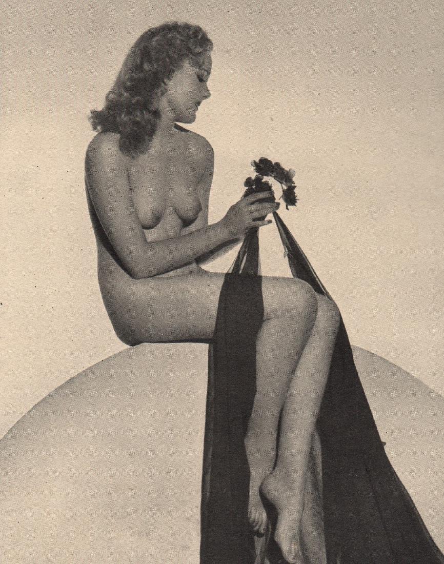 WALTER BIRD- Nude