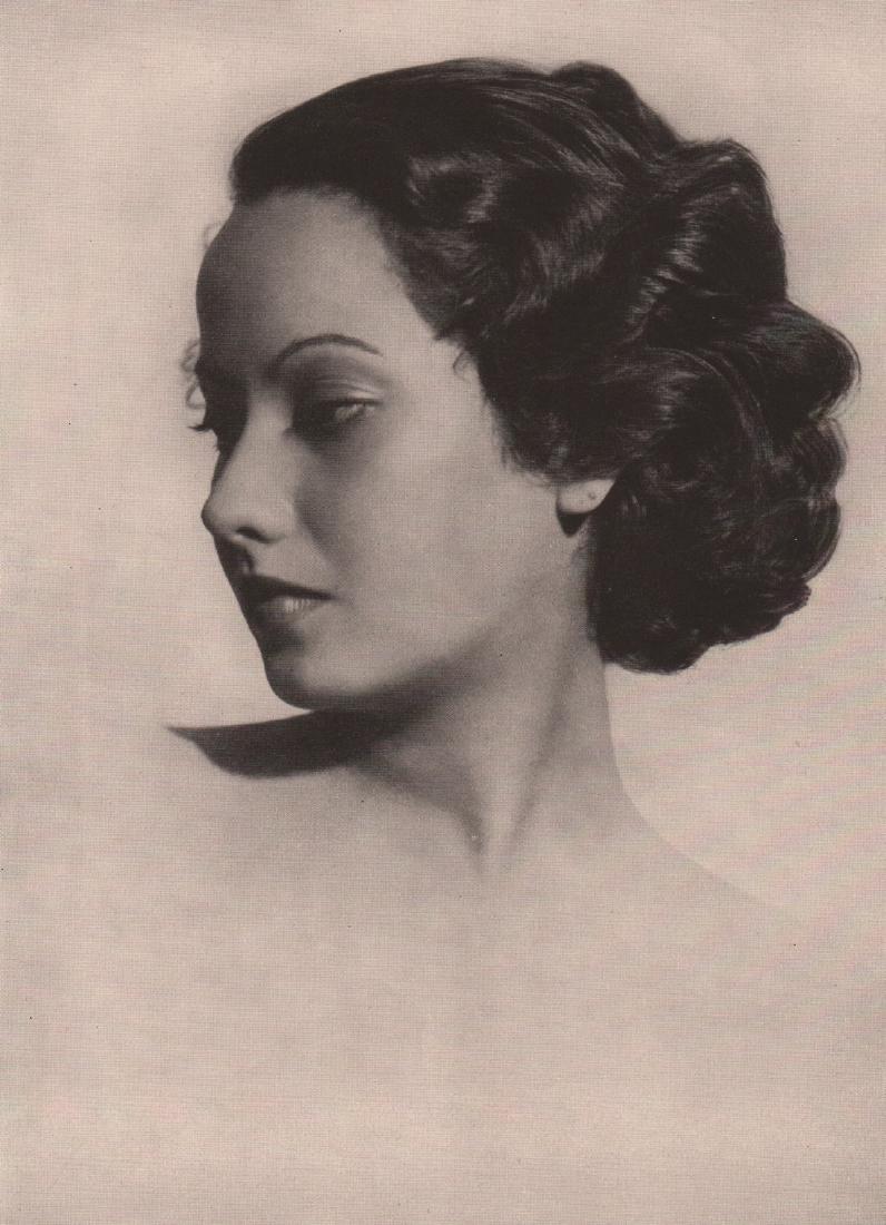 MARIO BUCOVICH - Miss Merle Oberon
