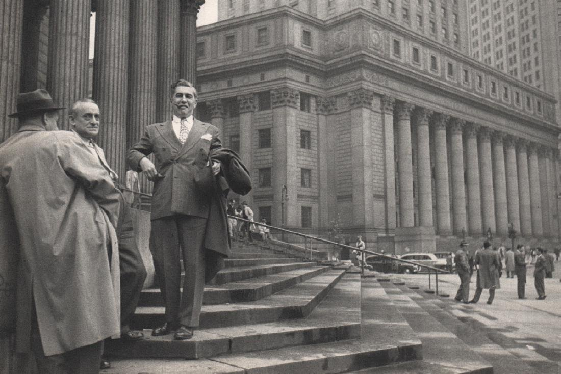 HENRI CARTIER-BRESSON - New York, 1947
