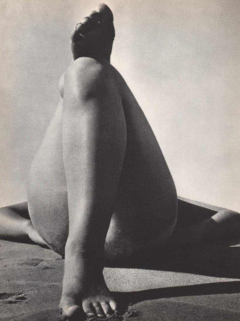LUCIEN CLERGUE- Nude