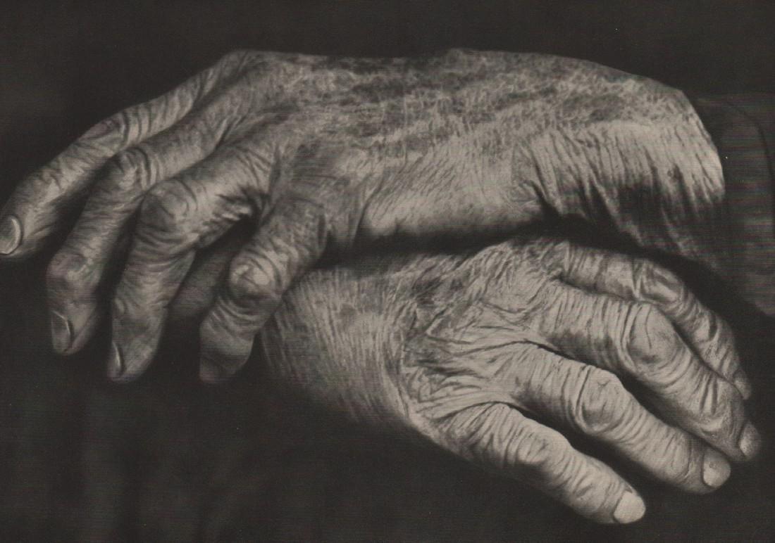 MINYA  DUHRKOOP- Woman's Hands