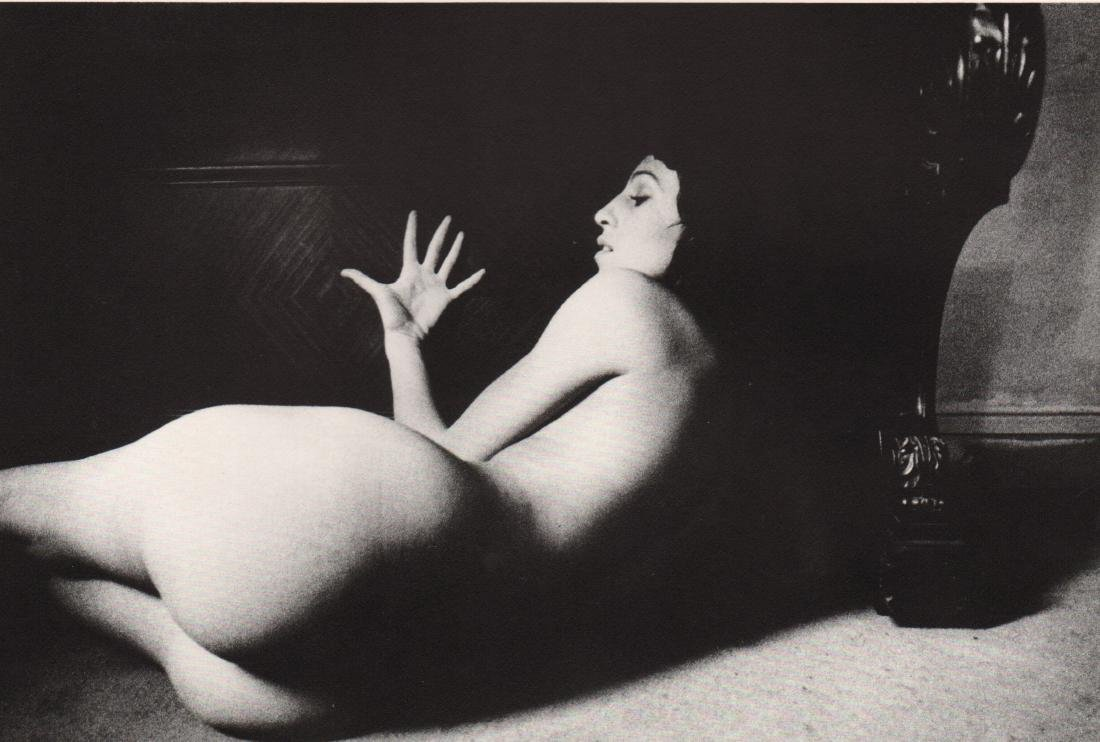 RALPH GIBSON - Nude Study
