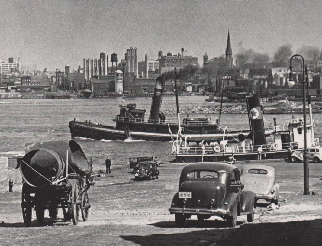 ANDRE KERTESZ - New York, 1937