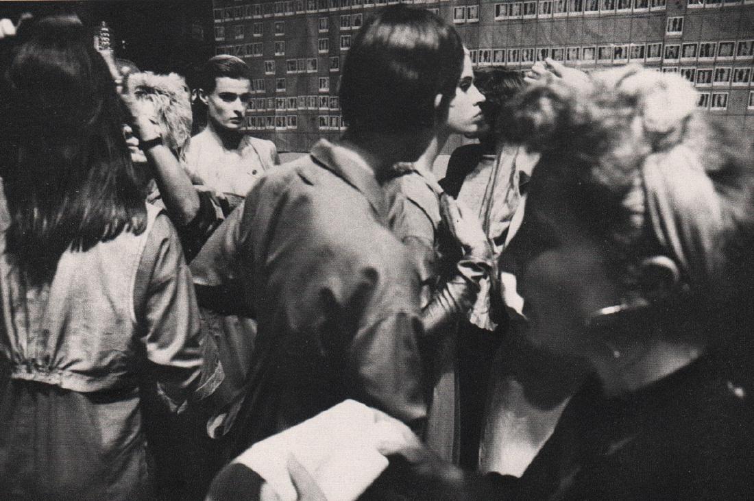 WILLIAM KLEIN - Claudio, Cabine Montana, 1984