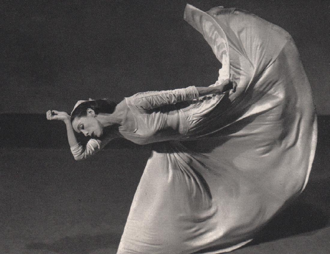 BARBARA MORGAN - Martha Graham, 1944