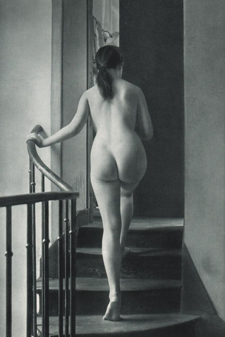 EMILE SAVITRY - Nude