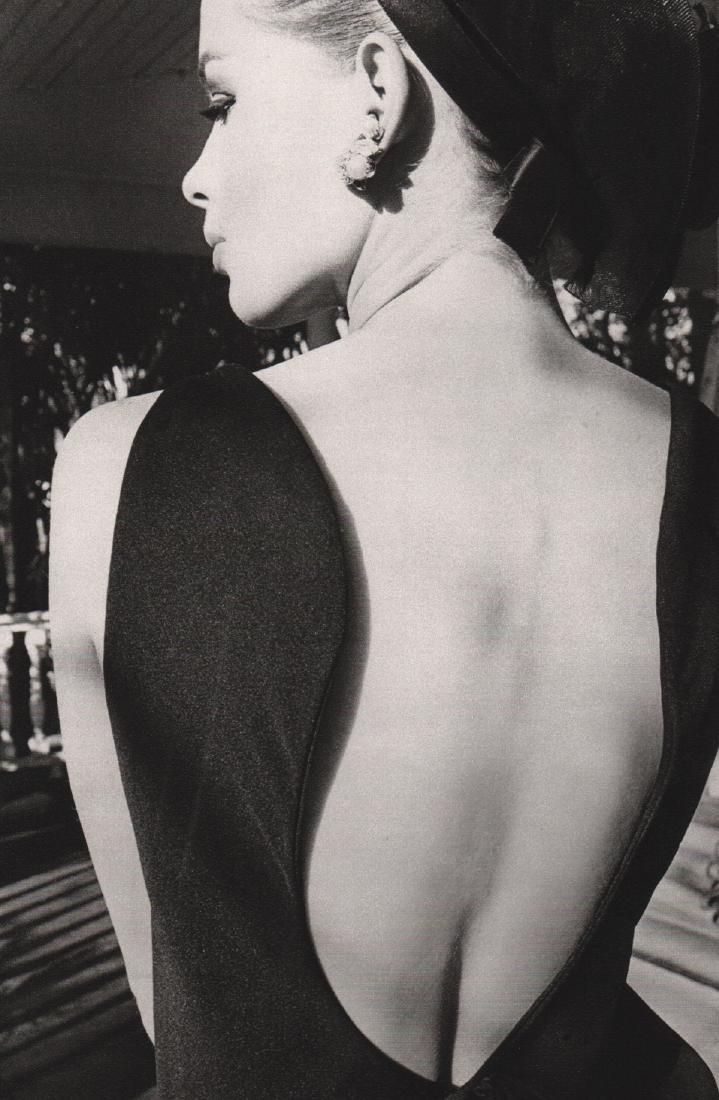 JEANLOUP SIEFF - Model for Harper's Bazaar