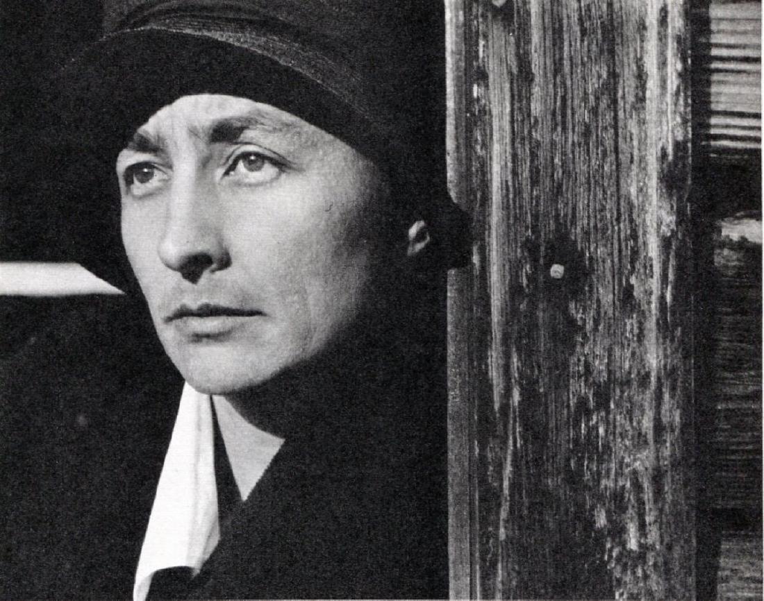 ALFRED STIEGLITZ - Georgia O'Keeffe, 1922