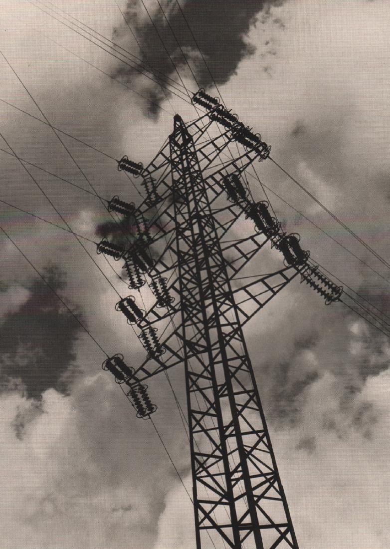DR. HERBERT E. TRIEB- Electric Lines