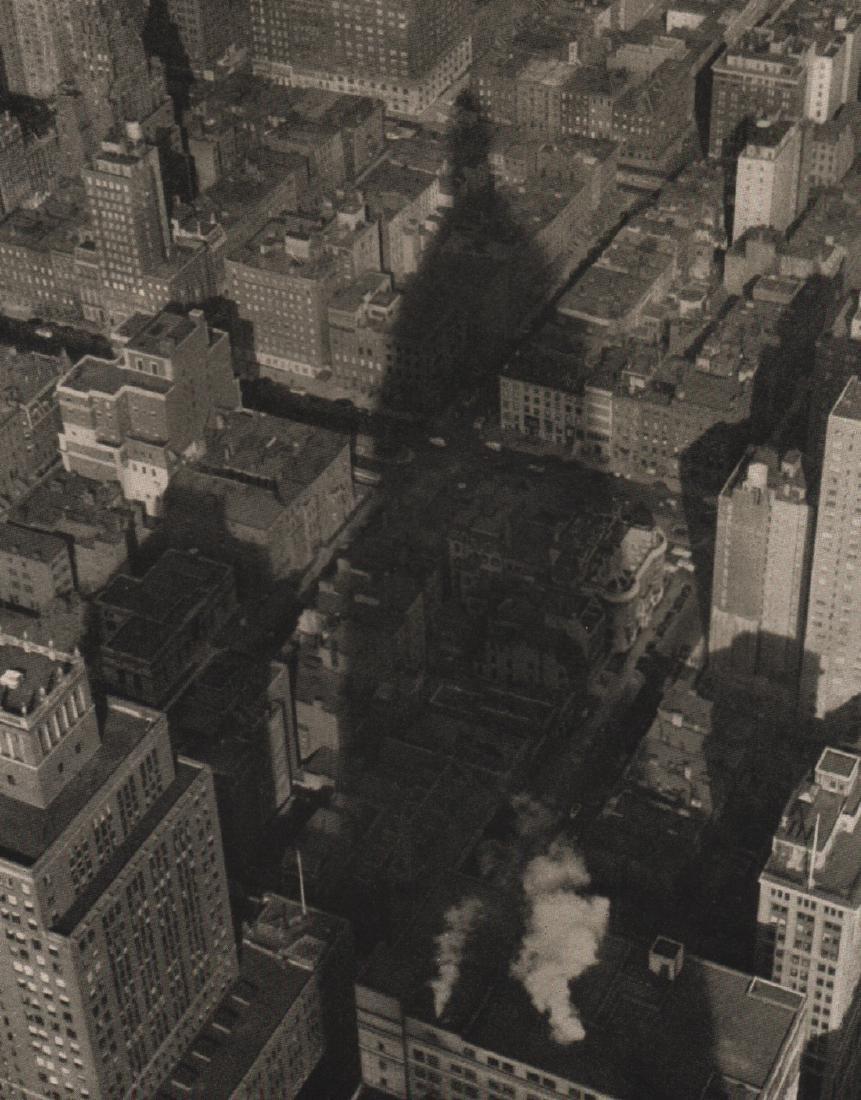 EBERHARD VON STOHRER-  In Shadow of Tallest Building