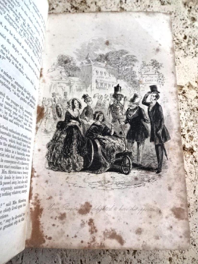 1848 First Ed Dombey and Sons by Charles Dickens - 2