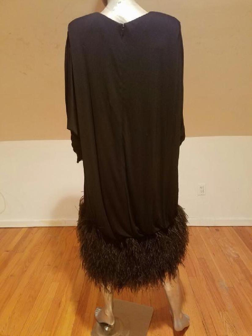 Vtg Iconic Jeanette for St.Martin Feather embellished - 10