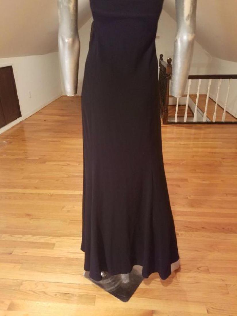 Eli Tahari couture gown lace under bodice - 7