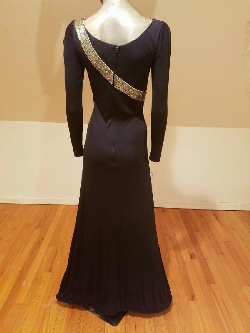 Vintage Mollie Parnis Couture jewelled embellished - 10