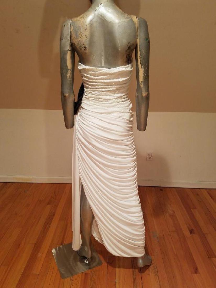 Vtg Eugene Alexander Couture gown Sarasota Museum - 10