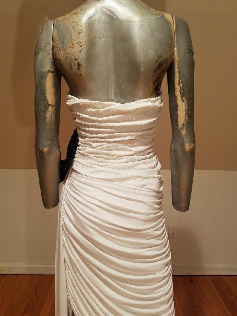 Vtg Eugene Alexander Couture gown Sarasota Museum - 8