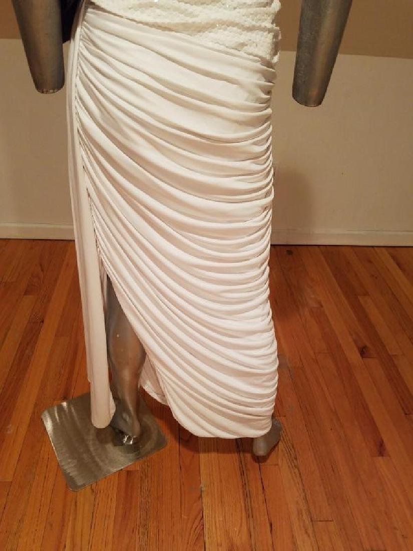Vtg Eugene Alexander Couture gown Sarasota Museum - 9