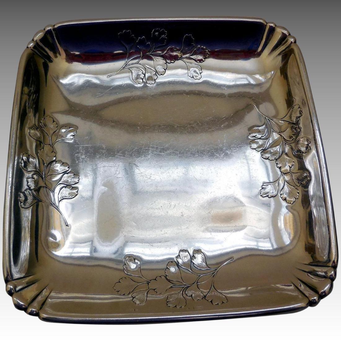 Vintage Sterling Silver Serving Dish