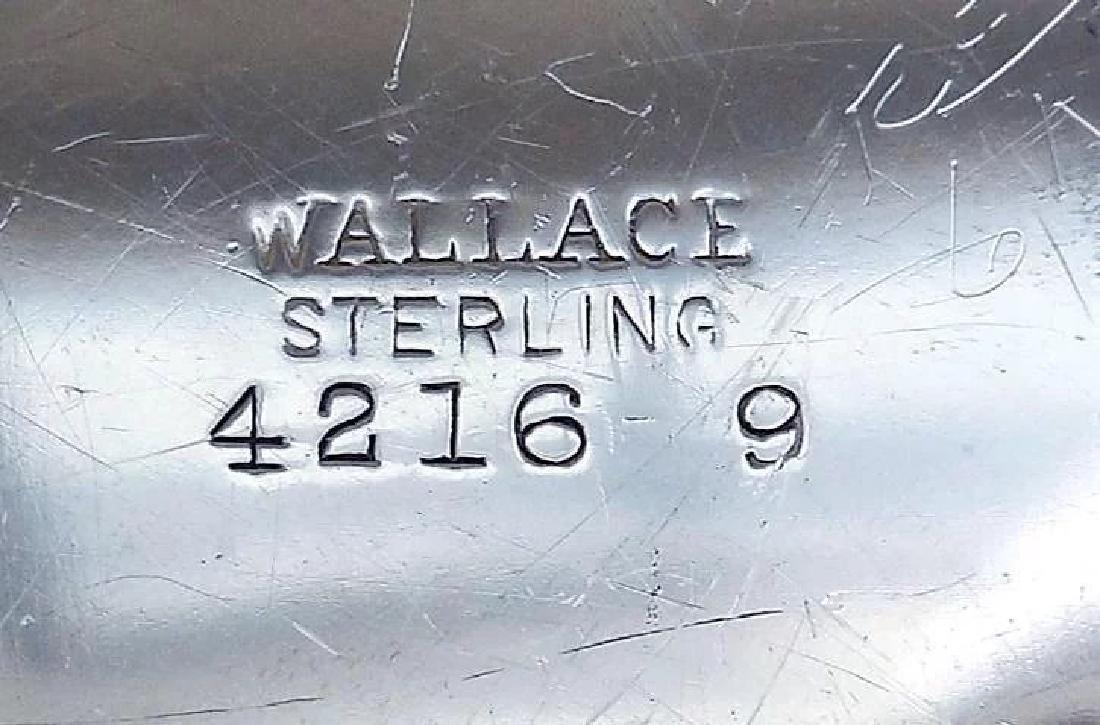 Vintage Sterling Silver Serving Dish - 5
