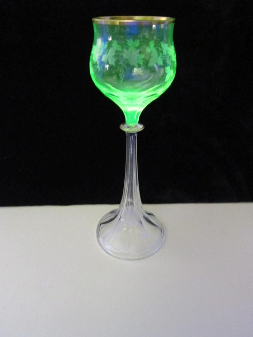 Chartreuse Cut Crystal Rhine Wine Blass