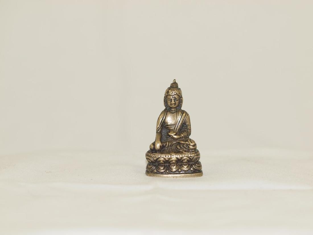 Wonderful 19th century Buddha Shakyamuni