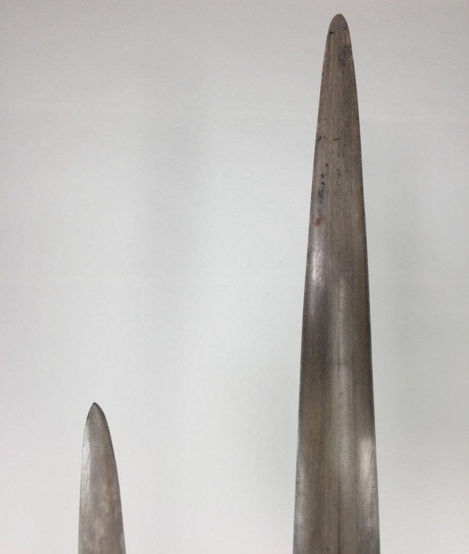 Fine Pair of Swordfish Tusks (Xiphias Gladius) - 10