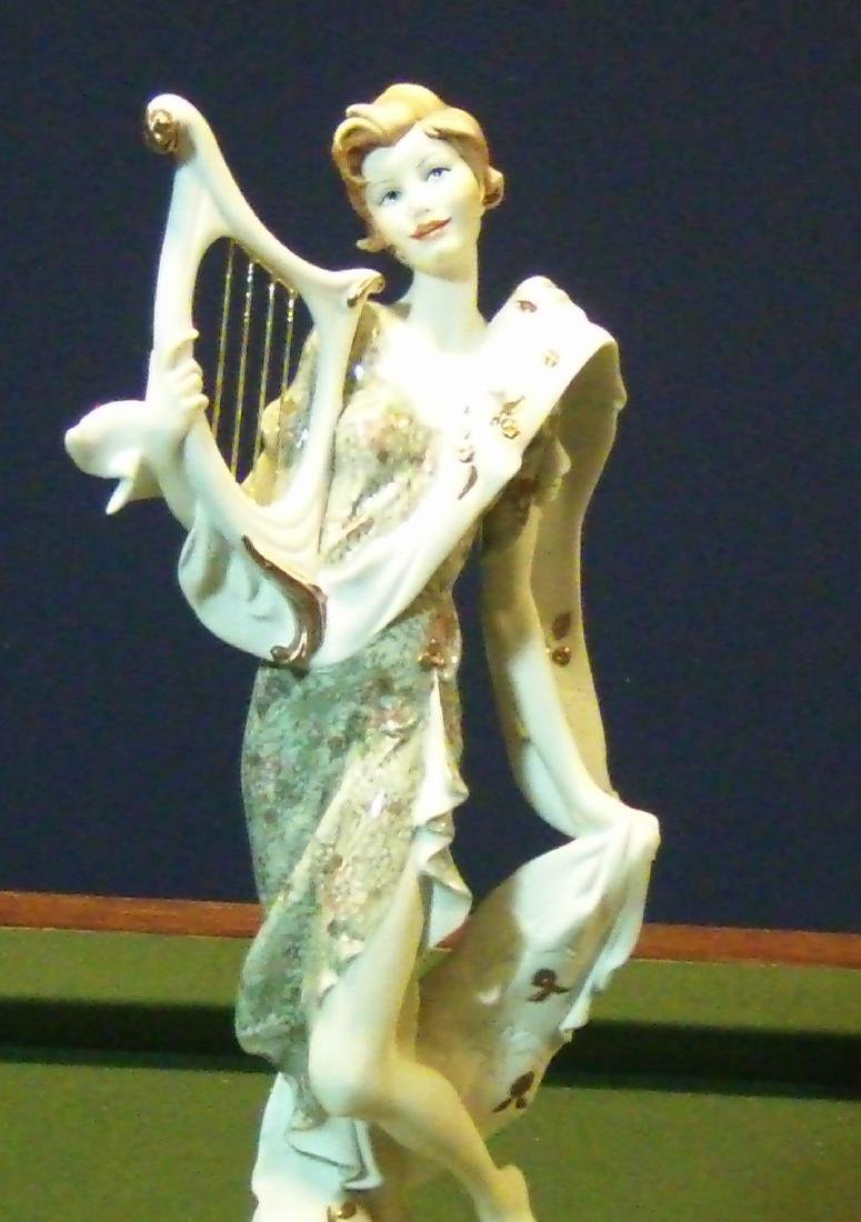 """GIUSEPPE ARMANI """"LADY WITH HARP""""NEW IN"""