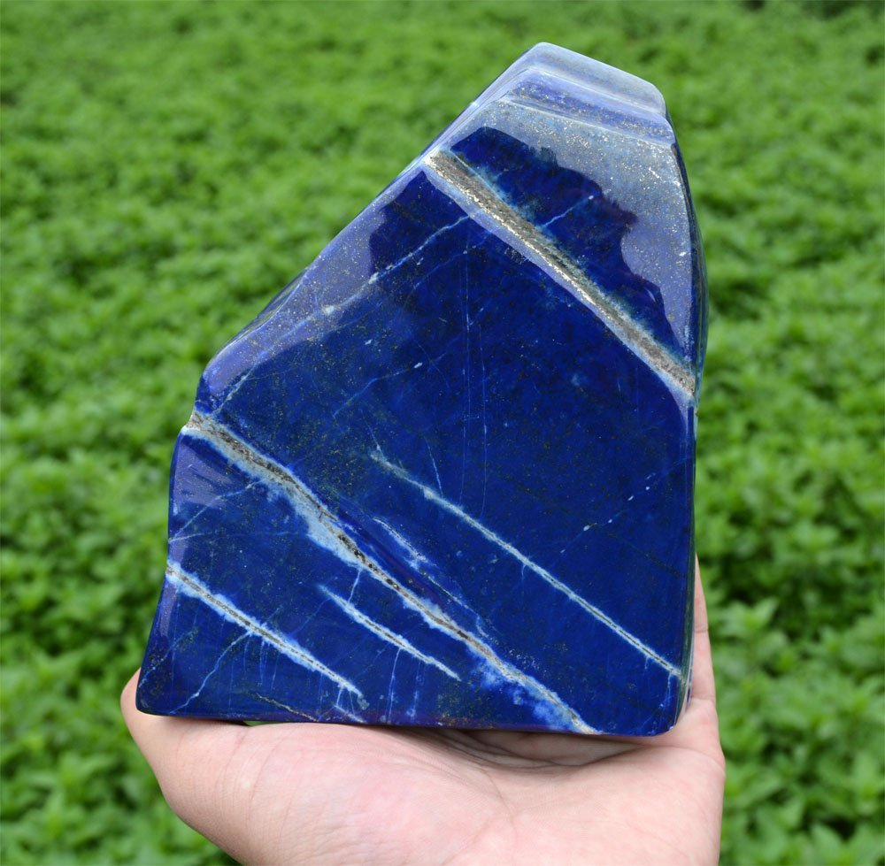 1444 Gram Lapis Lazuli Tumble~Afghanistan