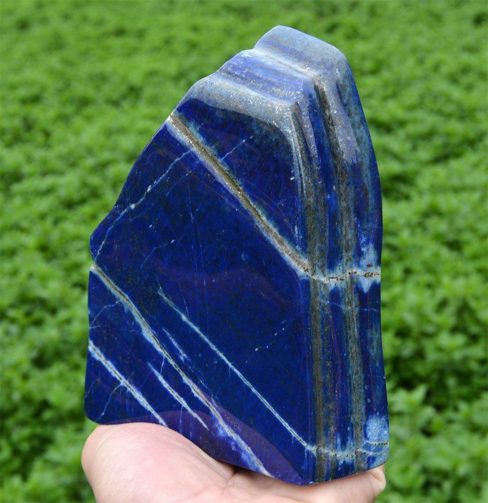 1444 Gram Lapis Lazuli Tumble~Afghanistan - 2