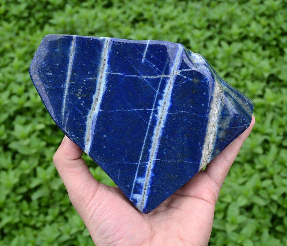 1444 Gram Lapis Lazuli Tumble~Afghanistan - 4
