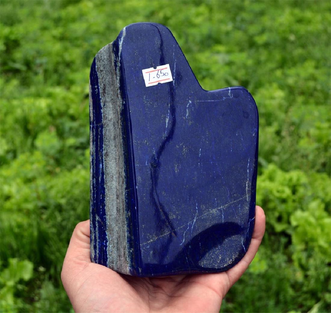 48 Gram Green Cap Tourmaline With Quartz - 6
