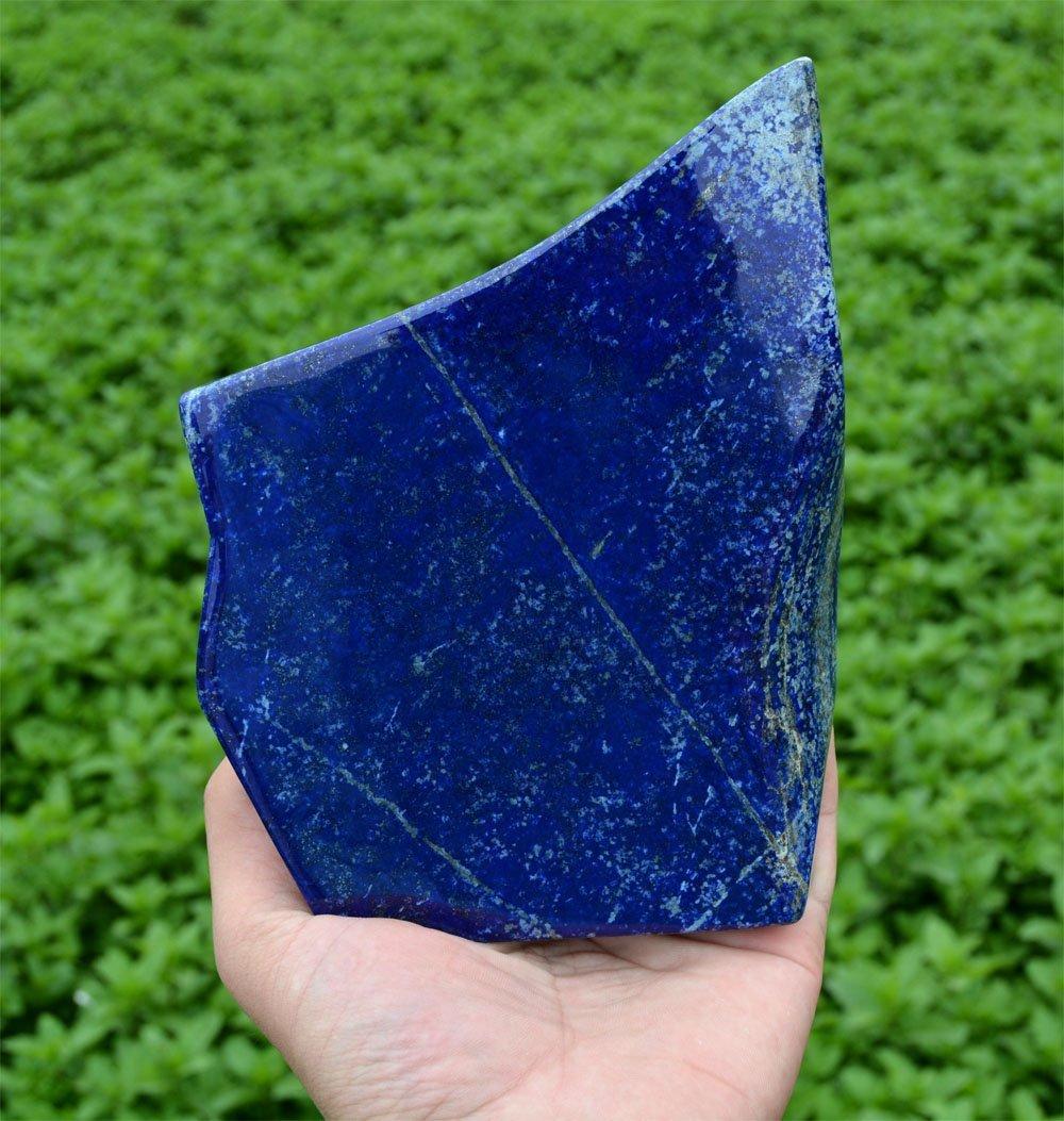 Lapis Lazuli Tumble~Afghanistan