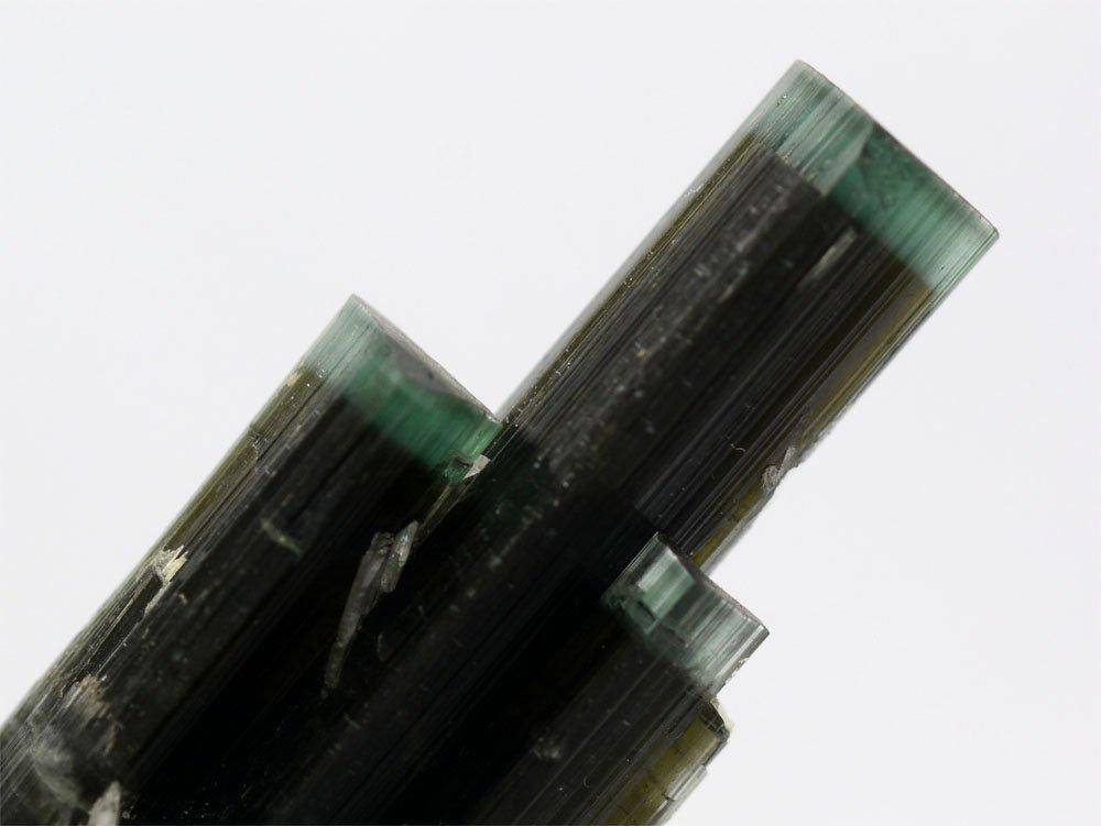 Green Cap Tourmaline Crystals~Pakistan - 4