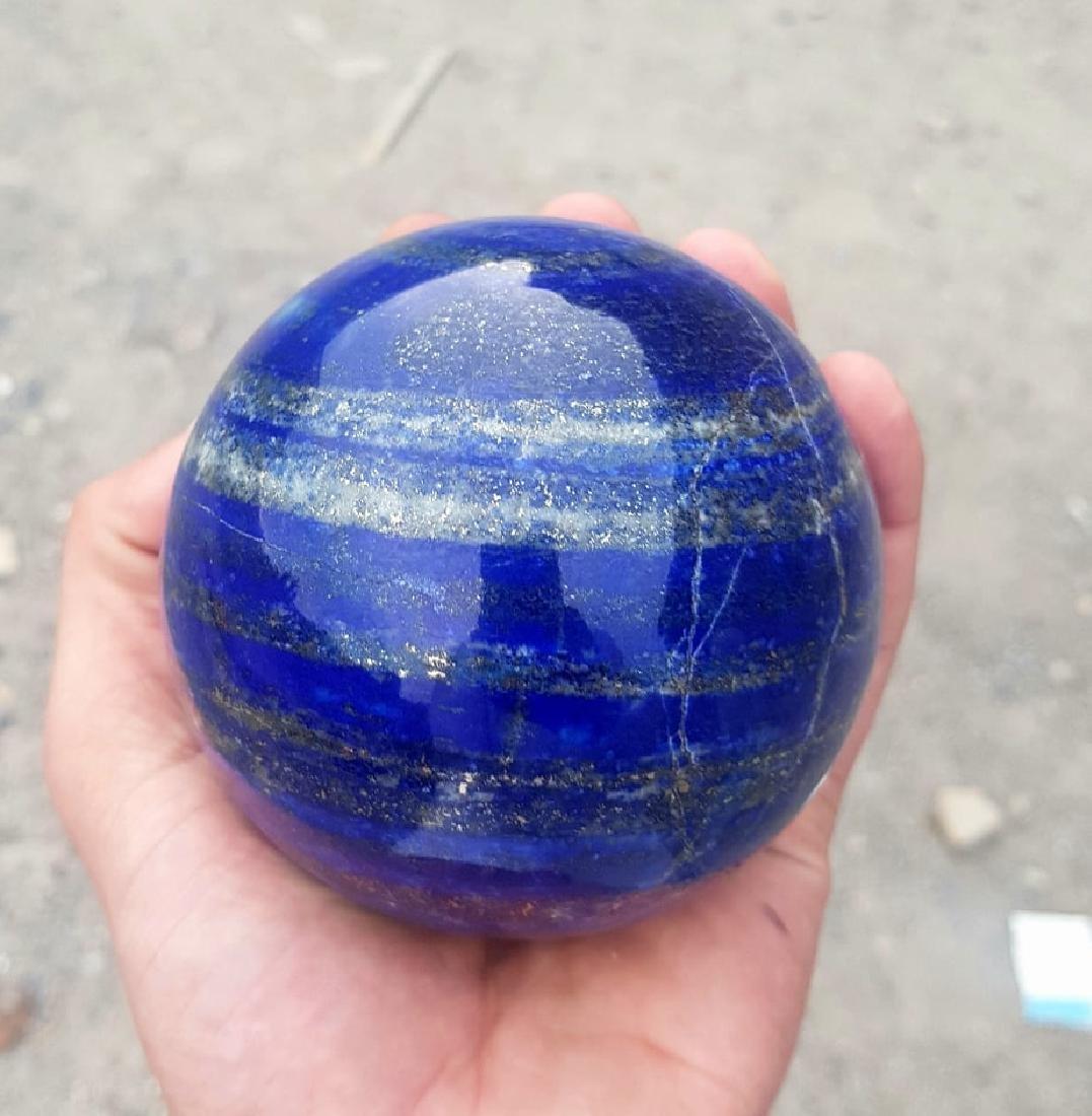 Lapis Lazuli Sphere~Afghanistan