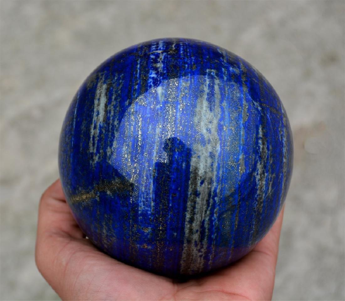Lapis Lazuli Sphere~Afghanistan - 3