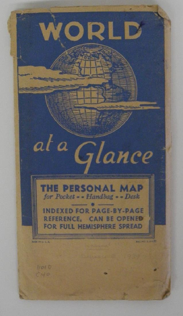 World at At Glance... the Personal Map for