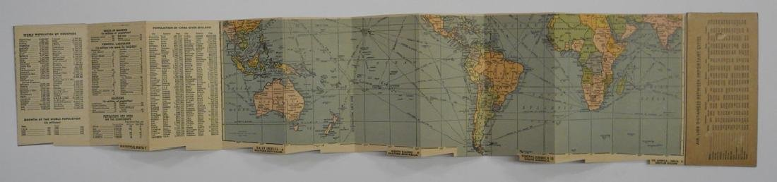 World at At Glance... the Personal Map for - 2