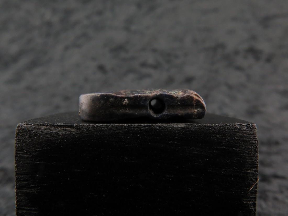 Egyptian Lapis Lazuli Wedjat Amulet - 10