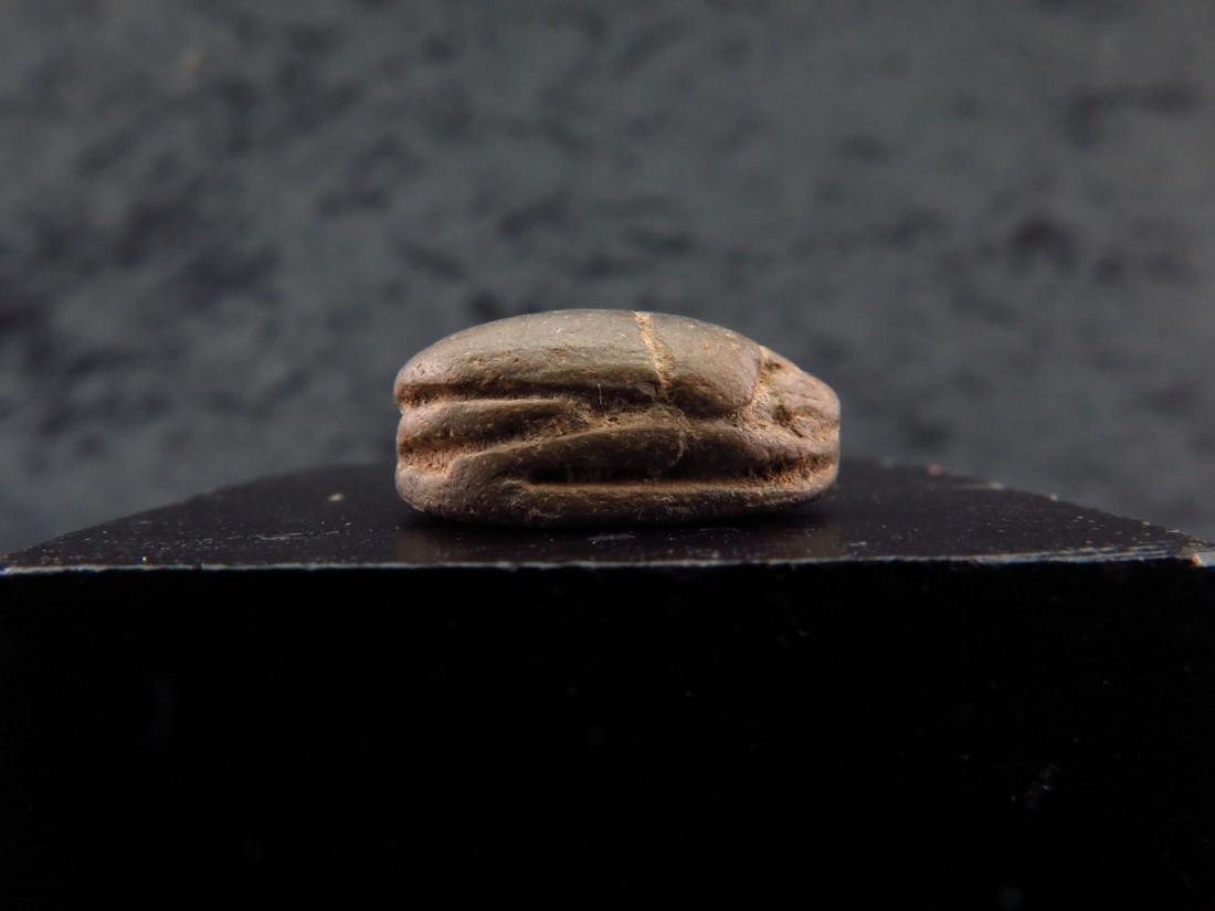 Egyptian Steatite Scarab - 10