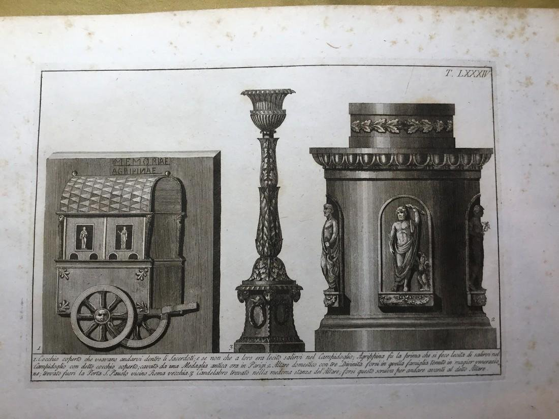 Antique Engraving Print 1804