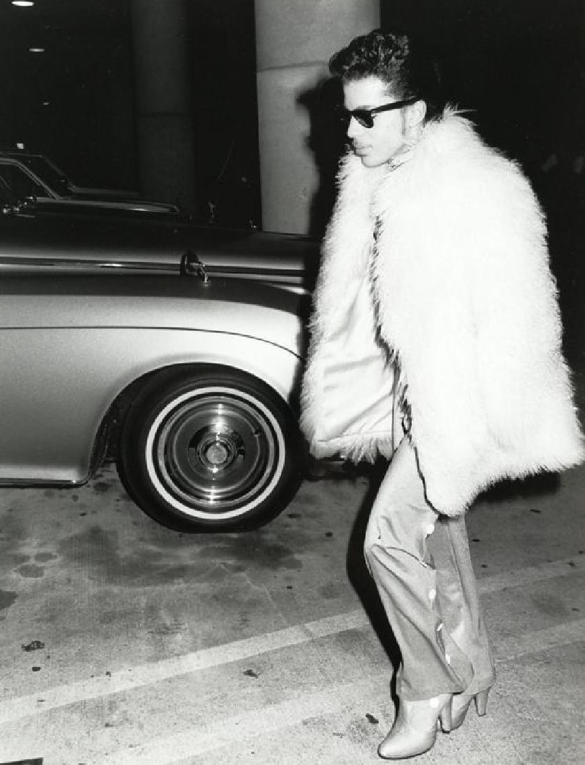Janet Gough - Prince, Privado Club, West Hollywood - 2