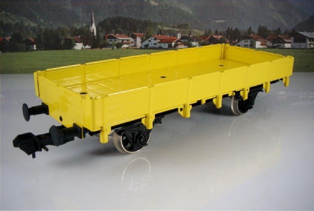 Märklin 1 from Starter set 54403 Yellow low side car.