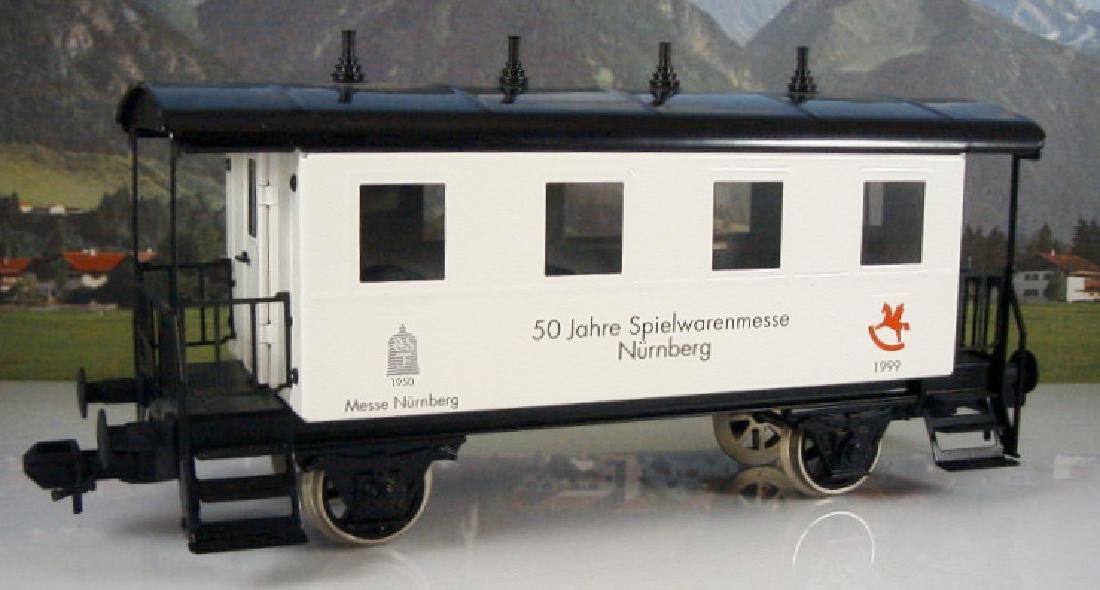Märklin1 54713 - Passenger Car 50 Jahre Spielwarenmesse