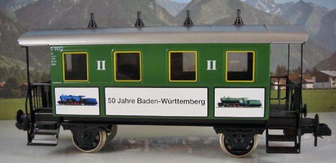 Märklin 1 54719 Passenger Car 50 Jahre Baden