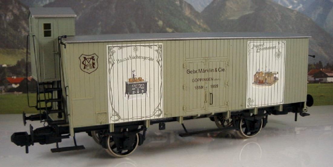 Märklin 1 58314 Refrigerator car Modellbahn-Treff