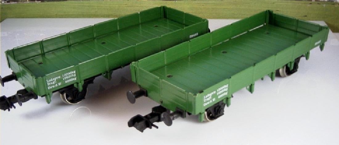 Märklin1 from Starter set 54403 Two green low side
