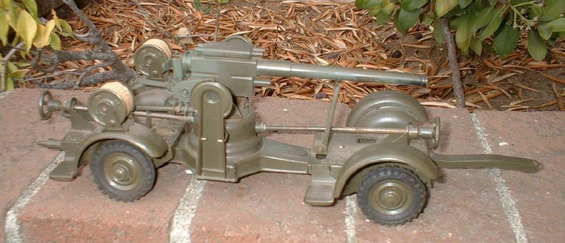 1938 Hausser Elastolin 8x8 anti-aircraft gun