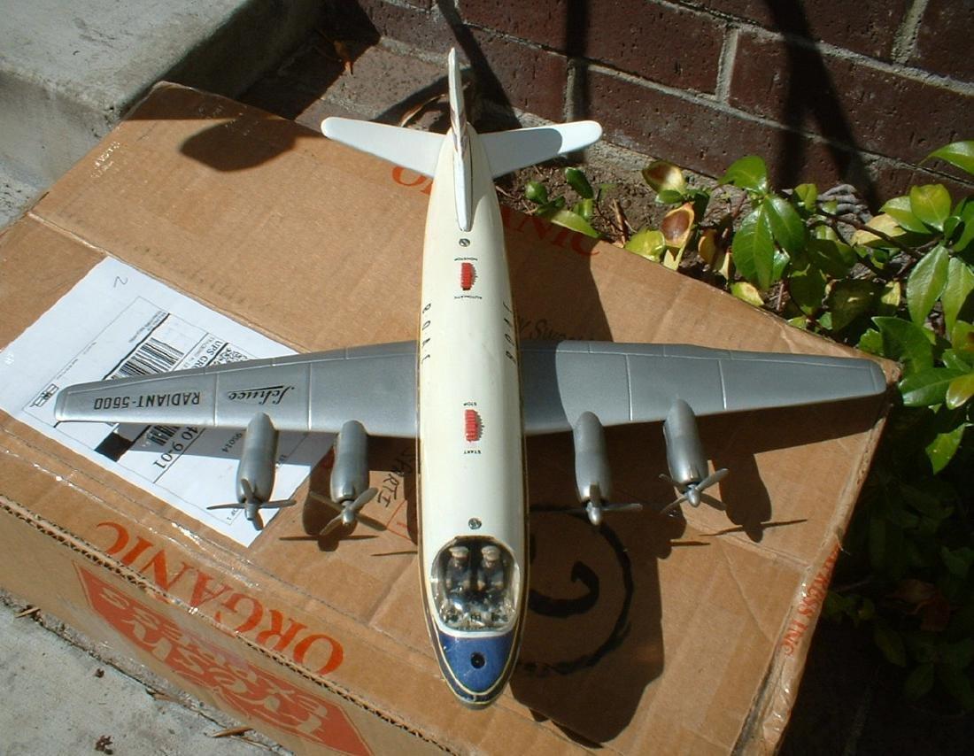 Schuco Radiant 5600 BOAC (British Airways)