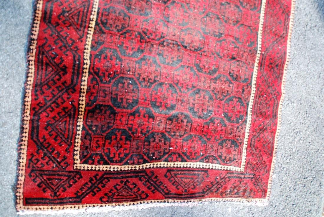 Vintage Persian Rug 6.3x3 - 2